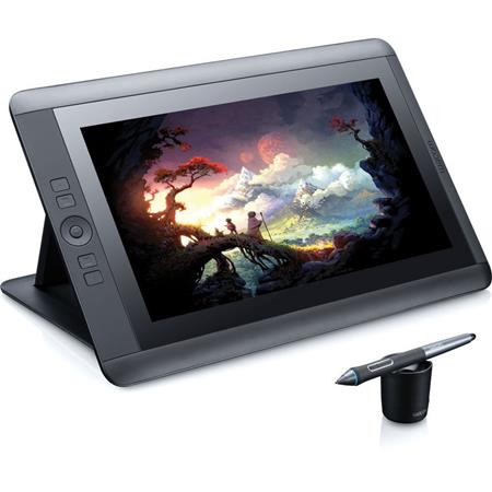 "Wacom Cintiq DTK1300 13HD 13.3"" InterActive Pen Display, 1920x1080 Resolution, 11.75x6.75"" Active Area"