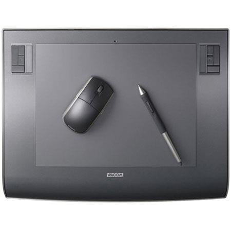Wacom intuos3 usb 9 x 12 graphics tablet with pentools for pc mac