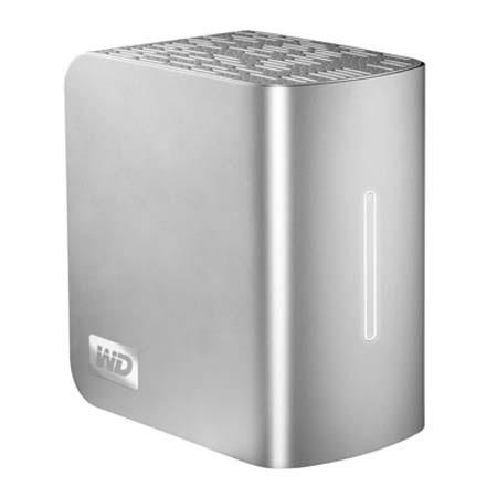 Western Digital My Book Studio Edition II, 2 TB External Dual Hard Drive, with USB 2.0, Firewire 400 / 800 & eSATA Interface