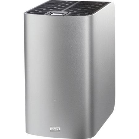Western Digital 6TB My Book Thunderbolt Duo Dual-Drive Storage System, 10 Gb/s Data Transfer Rate