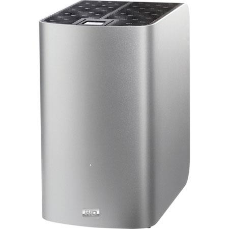 Western Digital 4TB My Book Thunderbolt Duo Dual-Drive Storage System, 10 Gb/s Data Transfer Rate