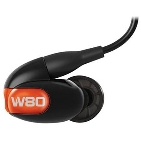 Westone Westone W80 Eight-Driver True-Fit Earphones with ALO Audio and High-Resolution Bluetooth Cables Gen 2