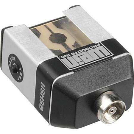Wein SSHSHS Safe-Sync Hot Shoe to Hot Shoe with PC Socket