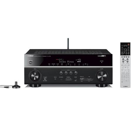 Yamaha rx v781 7 2 channel network a v receiver with for Yamaha rxv781 review