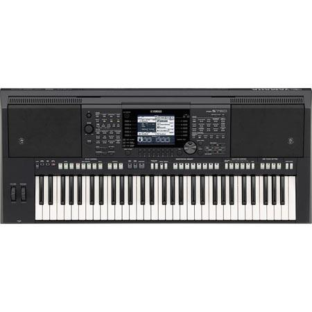Yamaha PSR Series PSR-S750 61-Key Digital Workstation, 64MB Max Expansion Storage, 678 Voices 28 Drum/SFX Kits
