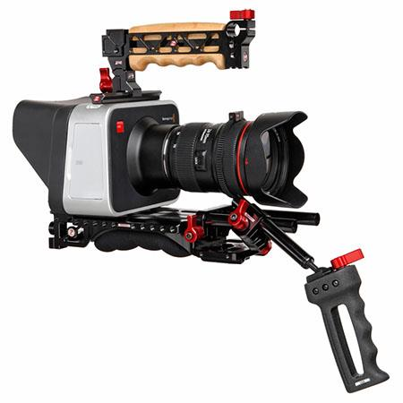 Zacuto Cine EVF Recoil, AJA Cion, For ARRI ALEXA and RED Epi