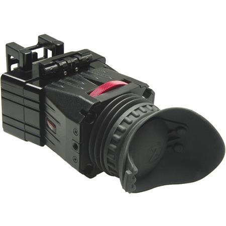 "Zacuto C200 Z-Finder Optical Viewfinder for Canon LM-V1 4"" LCD Monitor"