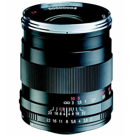 Zeiss 35mm f/2 Distagon T* ZS Manual Focus Standard Lens for SLRs with Universal M42 Screw Mount