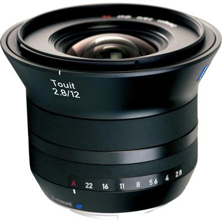 Zeiss 12mm f/2.8 Touit Series for Fujifilm X Series Cameras