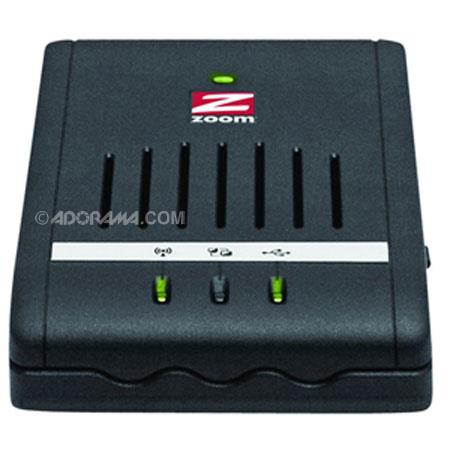 Zoom Telephonics 4506 3G Wireless-N Travel Router for 3G USB Modems
