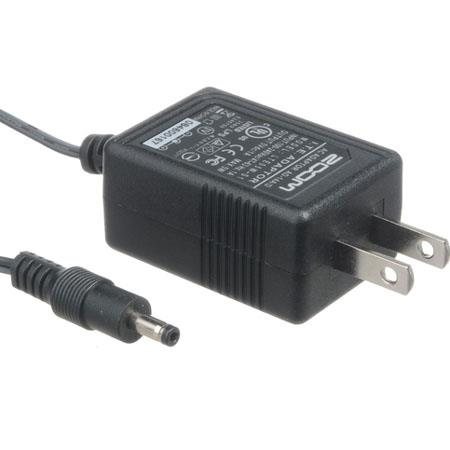 Zoom AD-14 Replacement AD14 120v AC Adapter for H4n Handy Recorder or R16 Digital Recorder