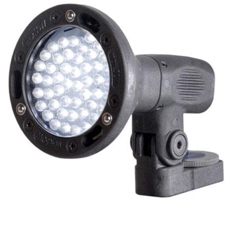 Bebob Engineering BE-LUXLED-4AA LUX LED Light for On-Board Camera, 4W Power Consumption, Powered by 4 x AA batteries