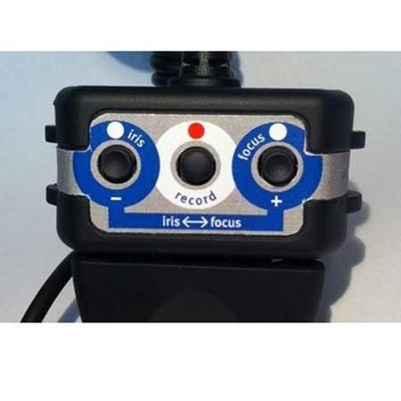 Bebob Engineering ZOE-HM150 Zoom Focus/IRIS Remote Control for JVC HM-150 Camcorder