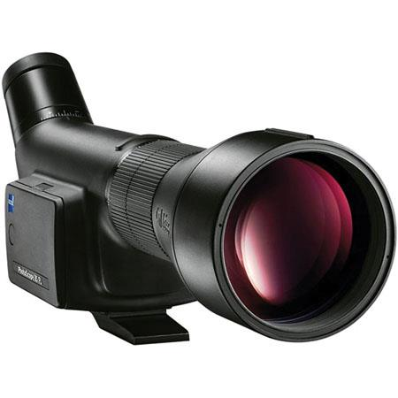 Zeiss Victory PhotoScope 15-45 x 85mm T* FL Spotting Scope with 7 Megapixel Digital Camera image