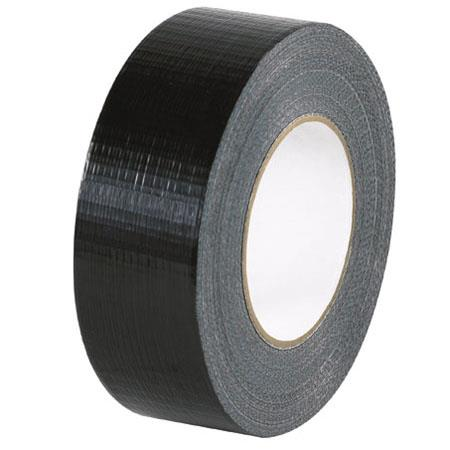 "Permacell Gaffer Tape 50 Yards x 2""- Black image"