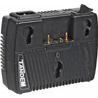 Tandem 70 Gold Mount Single-Position 70 watt InterActive Battery Charger, On-Camera AC Adapter Product picture - 770