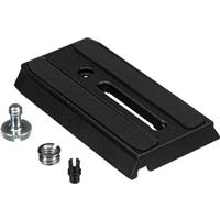 Bogen - Manfrotto Quick Release Mounting plate for the 501 and 503 Pro Video Heads. (#3433PL) image