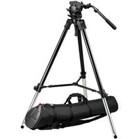 Manfrotto 528XB Heavy Duty Video / Movie Tripod, 526 Pro