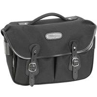 Hadley Pro, Small SLR Camera System Shoulder Bag, Black with Black Leather Trim. Product image - 263