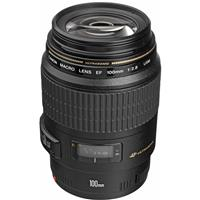 EF 100mm f/2.8 USM Macro Auto Focus Lens - USA Warranty Product image - 62