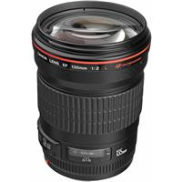 EF 135mm f/2L USM AutoFocus Telephoto Lens - USA Product image - 16