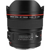EF 14mm f/2.8L II USM Lens, USA Product picture - 447