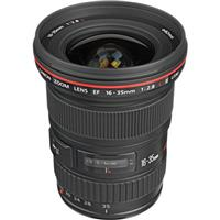 EF 16-35mm f/2.8L II USM Ultra Wide Angle Zoom Lens - U.S.A. Warranty Product picture - 1