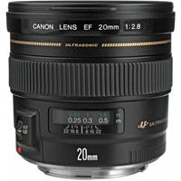 EF 20mm f/2.8 USM AutoFocus Ultra Wide Angle Lens - USA Product image - 79