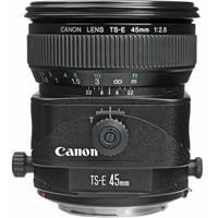 TS-E 45mm f/2.8 Tilt and Shift Manual Focus Lens - USA Product picture - 1