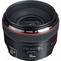 EF 50mm f/1.2L USM Ultra-Fast Standard AutoFocus Lens, USA Product image - 7