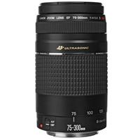 EF 75-300mm F/4-5.6 III USM Autofocus Telephoto Zoom Lens - USA Warranty Product image - 360