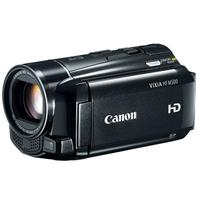 "Canon VIXIA HF M500 High Definition Flash Memory Camcorder with 2.37 Megapixels, 1/3"" HD CMOS PRO Image Sensor, USB"