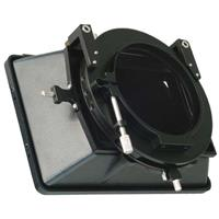 MB4510H2-BFI 4x5.65 Hard Shade Clamp on Matte Box - 2 Filter Stages, 100mm Back-mount Opening Product image - 368