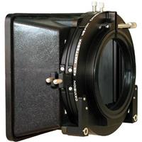 MB4512H-2 4x5.65 Hard Shade Clamp on Matte Box - 2 Filter Stages, 120mm Back-mount Opening Product image - 215