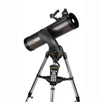 "NexStar 130 SLT, 130mm (5.1"") diameter Newtonian Reflector Telescope with Motorized Altazimuth  Product image - 136"