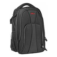 "Genus GL-GEN1000 Ballistic Nylon Shooter Equipment Professional Backpack, with up to 15"" Laptop Compartment"