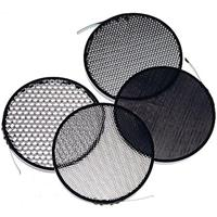 "33-08B Honeycomb Grid Set with Four 7"" Grids in 10, 20, 30 & 40 Degree. Product picture - 522"