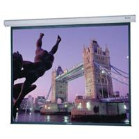"Cosmopolitan Electrol Electric Wall and Ceiling Projection Screen, 70x70"", High Power Surface. Product image - 140"