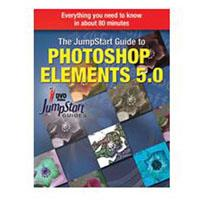 JumpStart Video Training Guide on DVD for PhotoShop Elements 5 image