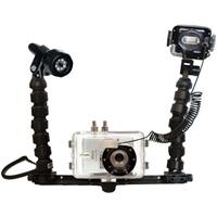 Fantasea Double Nano Set, with XL Tray, Two Arms, & Nano Focus Light & Flash. image