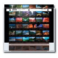 Print File Archival 35mm Size Negative Pages Holds Six Strips of Six Frames with Contact Sheet, Pack of 100 image