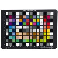 "Digital ColorChecker SG (Semi-Gloss), 8-1/2x11"" Card for use with ProfileMaker 5 Digital Camera Product image - 155"