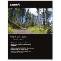 Garmin Topo US 24K Northwest Micro SD Card image