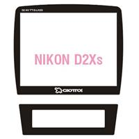 Giottos Aegis for Nikon D2X/2Xs Professional Glass LCD Screen Protector, 12 Layers of Multi-Coatings Each Side image
