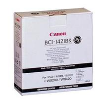 BCI-1421BK PG Black Ink Cartridge for the imagePROGRAF W8400 Inkjet Printer. Product image - 444