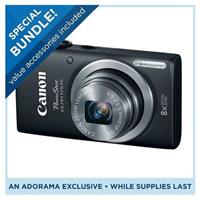 Free Gift Card & Free Shipping on all of these canon point and shoots cameras