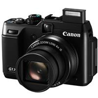 "Canon PowerShot G1 X Compact Digital Camera with 14.3 Megapixels, 1.5 inch CMOS Image Sensor, 4x Optical Zoom, 3"" TFT Color Display"