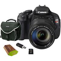 Canon EOS Rebel T3i Digital SLR Camera/ Lens Kit