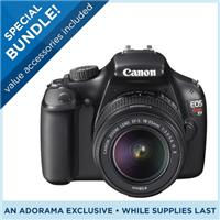 Canon EOS Rebel T3 Digital SLR Camera with EF S 18 55mm f 3 5 5 6 IS Lens Bundle with Canon Pixma Pro9000 Mark II Inkjet Photo Printer Canon EF 75 300mm f