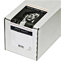 "Satin Photo Rag, 100 % Rag, Fine Lustre Bright White Inkjet Paper, 310 gsm, 17""x39' Roll Product image - 651"
